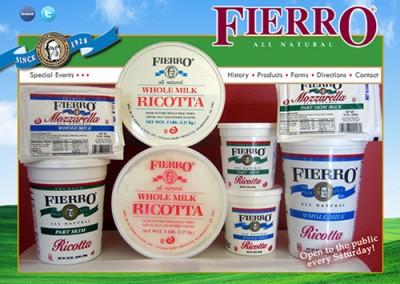 Fierro Cheese