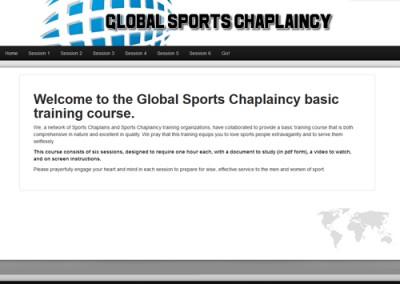 Global Sports Chaplaincy