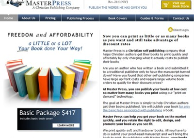 Master Press