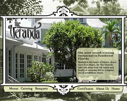 The Veranda Restaurant
