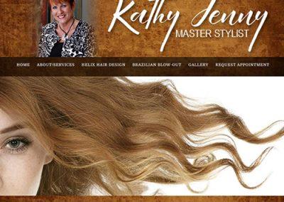 Kathy Jenny Master Stylist